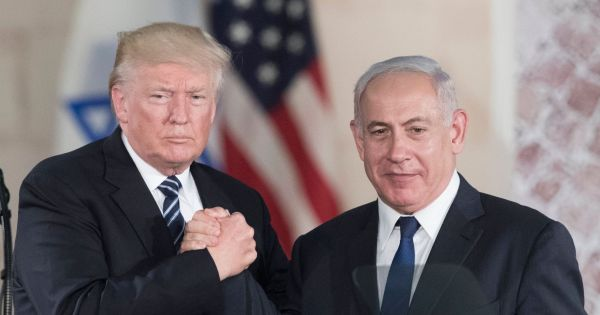 Đi ngược lịch sử, ông Trump muốn công nhận Cao nguyên Golan thuộc Israel