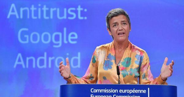 Google bị phạt gần 1,7 tỷ USD vì cạnh tranh không công bằng