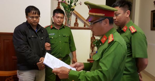 Lâm Đồng: Bắt giam cựu cán bộ ngân hàng SHB lừa đảo chiếm đoạt gần 20 tỉ đồng