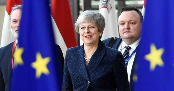 Liên minh châu Âu chấp thuận để nước Anh lùi thời hạn Brexit