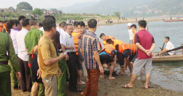Phó Thủ tướng chỉ đạo sau vụ 8 học sinh đuối nước ở Hoà Bình