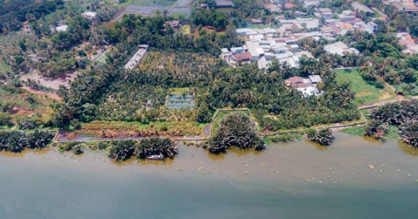 TPHCM: Ì ạch dự án chống sạt lở bán đảo Thanh Đa