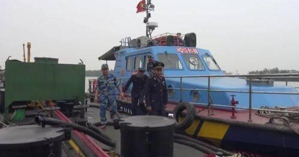 Hải Phòng: Tạm giữ 23.000 lít dầu không rõ nguồn gốc