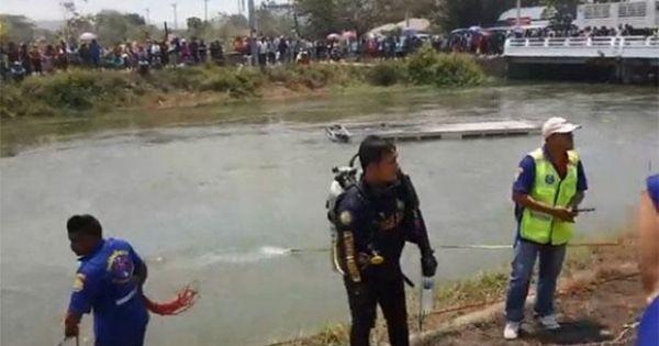 Xe chở lao động Việt Nam ở Thái Lan bị tai nạn, 8 người tử vong