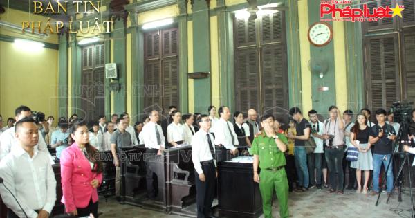 Toàn cảnh phiên Tòa xử vụ ly hôn vợ chồng chủ cà phê Trung Nguyên 27/3/2019