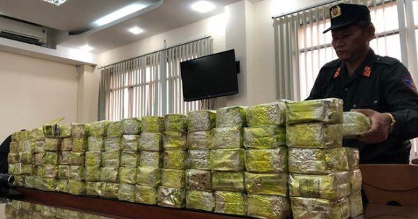 Bắt khẩn cấp ông trùm đường dây mua bán gần 600 kg ma túy