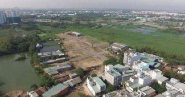 Phát hiện 2 công ty bất động sản lấy đất quy hoạch đi bán