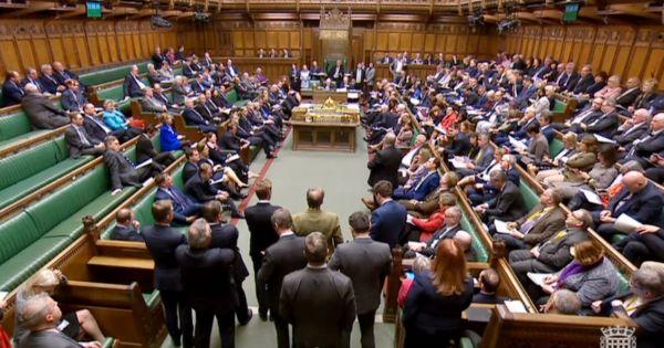 Quốc hội Anh thông qua luật mới về Brexit