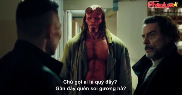 Hellboy - Chàng quỷ đỏ đáng thương của hàng triệu khán giả