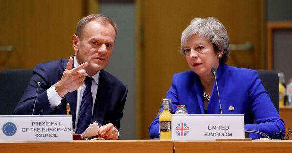 Hội nghị thượng đỉnh EU nhất trí lùi thời hạn Brexit