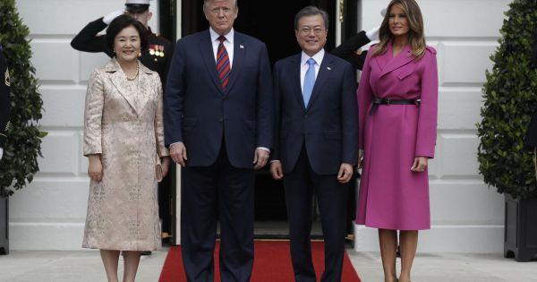 Tổng thống Trump bày tỏ ý định gặp Chủ tịch Triều Tiên lần 3
