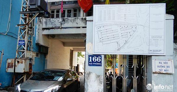 """Đà Nẵng ra """"tối hậu thư"""" thu hồi khu đất 166 Hải Phòng làm bãi đỗ xe"""
