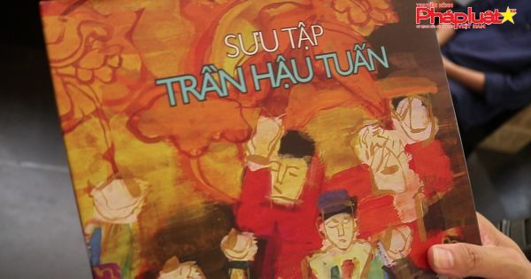 Hàng trăm bức tranh quý của các danh họa Việt lần đầu ra mắt công chúng