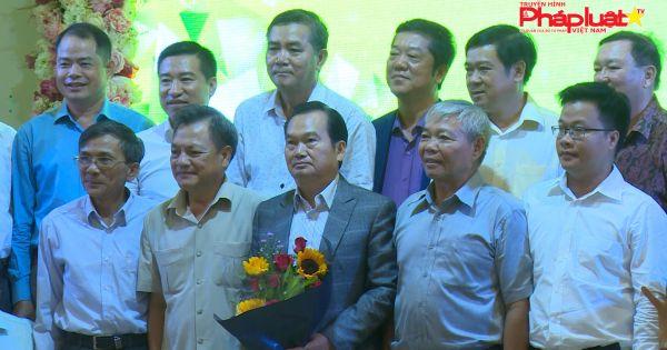 Hội đồng hương Bình Định tại TP HCM bầu tân Chủ tịch