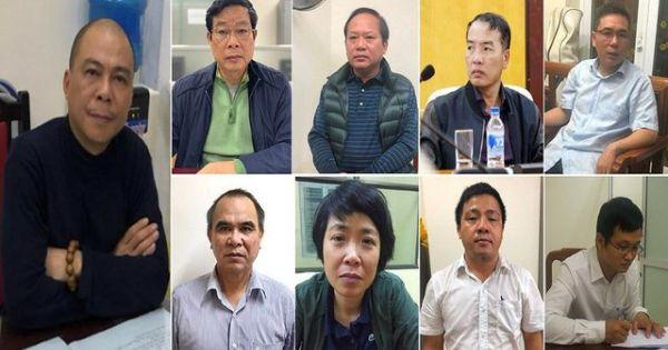 9 người bị Bộ Công an bắt giam trong thương vụ MobiFone-AVG