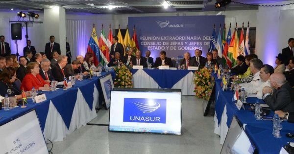 Brazil bất ngờ rút khỏi Liên minh các quốc gia Nam Mỹ