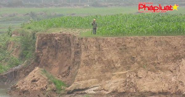 Thanh Hóa: Công Ty Nam Lực khai thác cát bức tử sông Mã, hành hung đánh người.