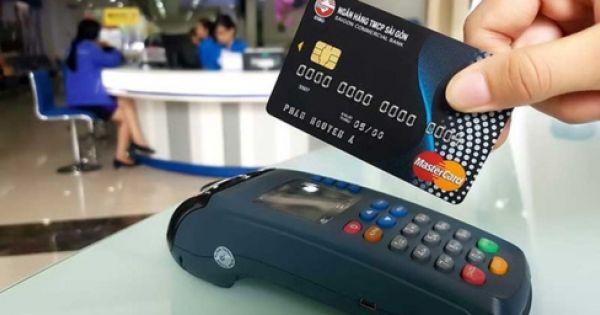 Năm 2020, thanh toán bằng tiền mặt chỉ chiếm dưới 10%