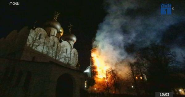 Những vụ hỏa hoạn thiêu rụi các di sản văn hóa thế giới