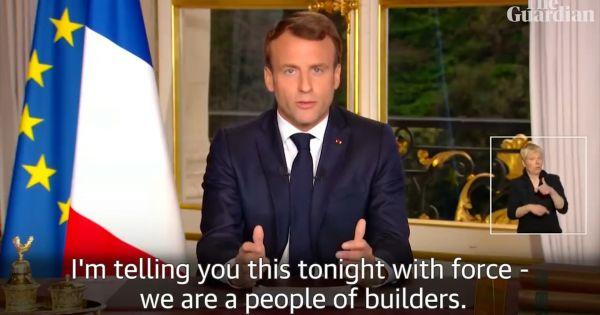 Tổng thống Pháp hy vọng khôi phục nhà thờ Đức Bà Paris trong 5 năm