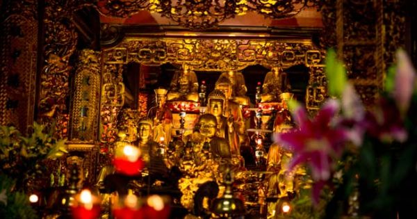 Vẻ cổ kính, bình yên của ngôi chùa đẹp nhất thế giới tại Việt Nam