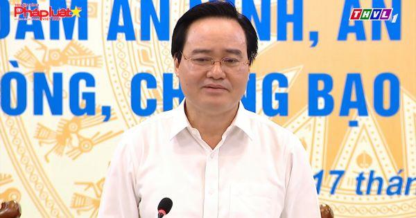 Bộ trưởng Phùng Xuân Nhạ: Giáo viên vi phạm đạo đức nghề nghiệp sẽ không cho đứng lớp
