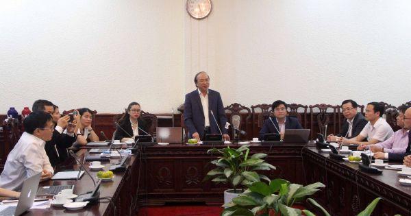 Bộ Tư pháp công bố Website Hội thảo khoa học cấp quốc gia về Cách mạng công nghiệp 4.0.