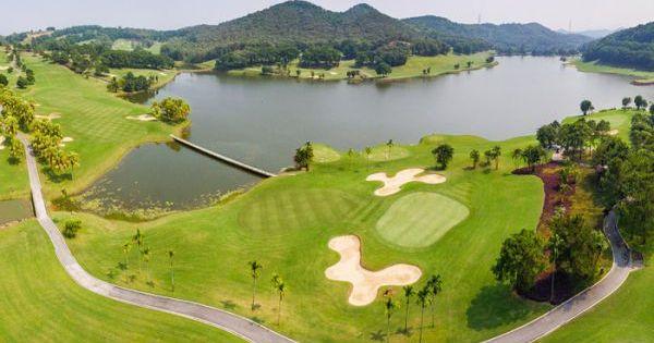 Công an tỉnh Vĩnh Phúc điều tra Công ty cổ phần Sân golf Đại Lải trốn thuế