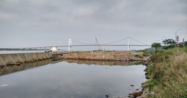 Dự án lấn sông Hàn phân lô bán nền