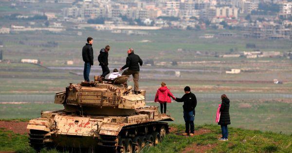 EU không công nhận chủ quyền của Israel đối với Golan