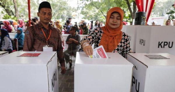Indonesia bước vào kỳ bầu cử quy mô lớn