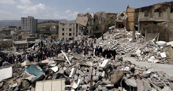 TT Trump phủ quyết nghị quyết ngừng can thiệp quân sự Yemen