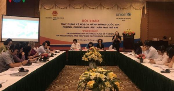 Hà Nội, TPHCM có số vụ bạo lực, xâm hại trẻ em nhiều nhất cả nước