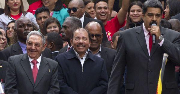 Nga chỉ trích Mỹ trừng phạt Cuba và Venezuela