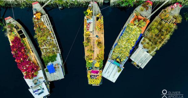 Ngắm vẻ đẹp Việt Nam qua ống kính của nhiếp ảnh gia người Pháp