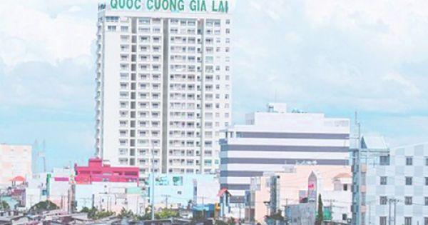 Quốc Cường Gia Lai giải thể công ty con ở TP.HCM
