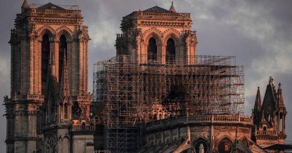 Tổn thất nhà thờ Đức Bà Paris không được bảo hiểm