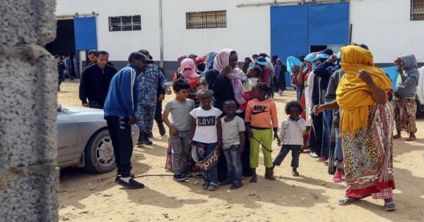 Liên Hợp Quốc sơ tán người tị nạn Libya qua Niger
