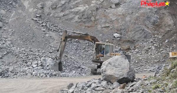 """Quảng Bình: Khai thác đá và """"án tử"""" rình rập người lao động"""