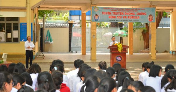 TPHCM: Giáo viên nâng điểm hàng loạt bài thi