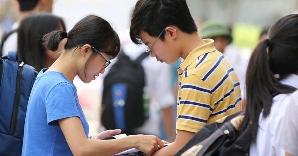 Hà Nội hướng dẫn cho lần đầu nhập học trực tuyến vào lớp 10