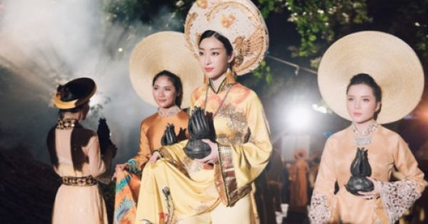 Hoa hậu Đỗ Mỹ Linh trở thành Đại sứ Lễ hội Trầm hương